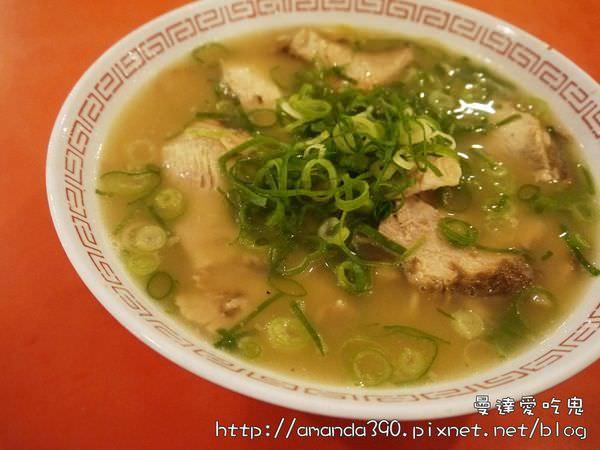 【大阪食記】中央區 金龍拉麵 ● 看這個「扛棒」,是小當家要出場了嗎!? ❤❤